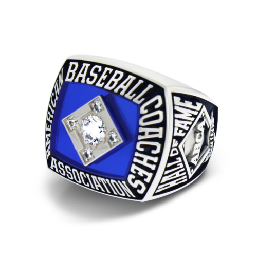 ABCA Hall of Fame Ring