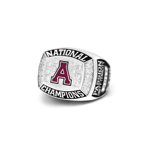Alma National Champions Ring