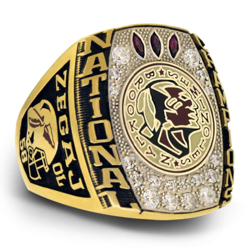 Brooklyn Seminoles National Champions Ring
