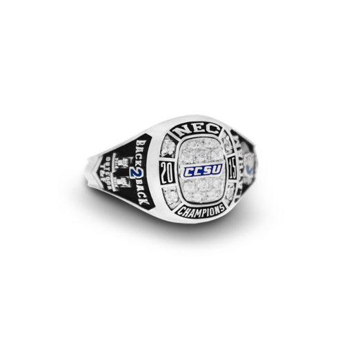 CCSU NEC Champions Ring