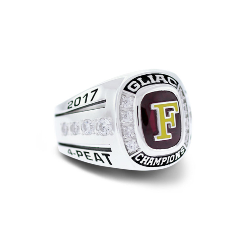 Ferris State Volleyball GLIAC Champions Ring
