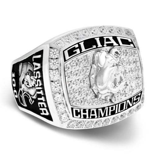 Ferris State GLIAC Champions Ring