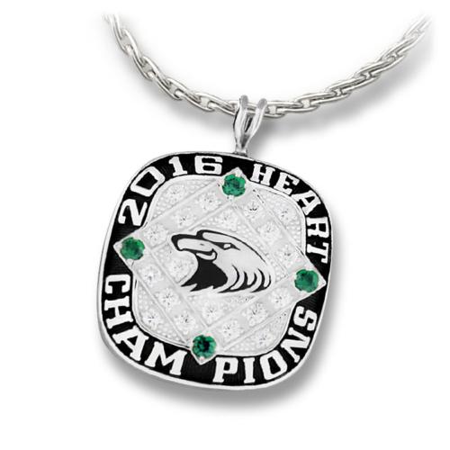 Heart Champions Pendant