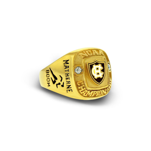 Holy Cross NCAA Champions Ring