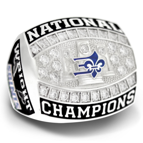 Limestone Lacrosse National Champions Ring