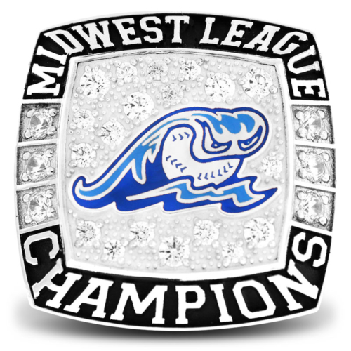 Midwest League Champions Ring