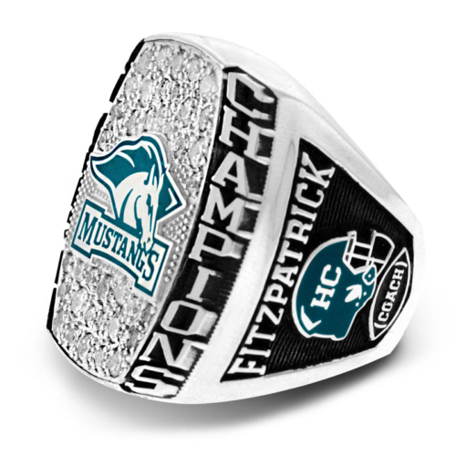 Mustangs Champions Ring