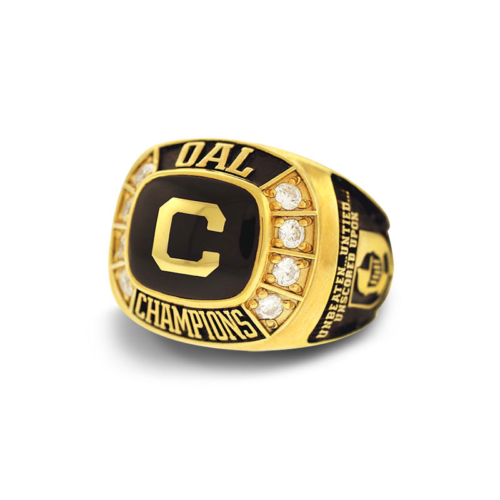 OAL Champions Ring