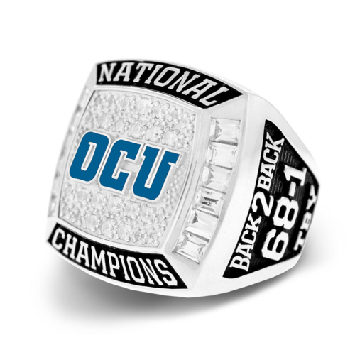 OCU National Champions Ring