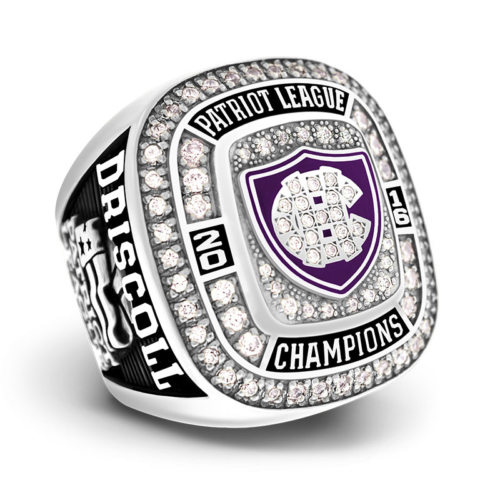 Patriot League Champions Ring