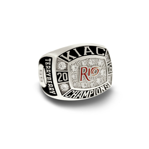 Rio Redstorm Softball KIAC Champions Ring