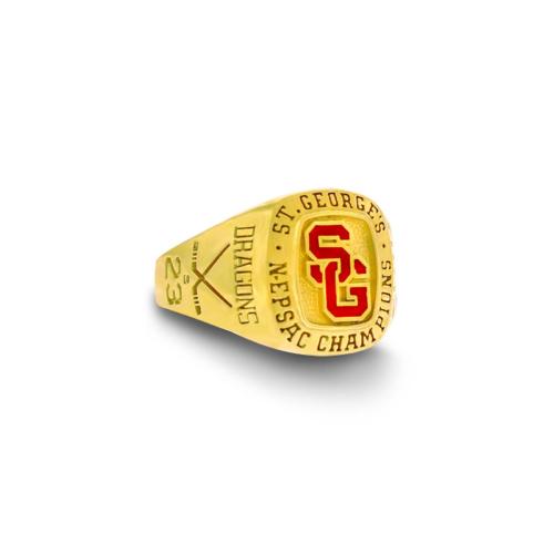 St. George's NEPSAC Champions Ring