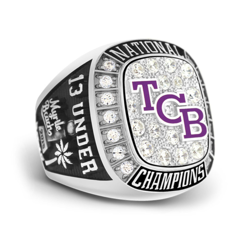 TCB National Champions Ring