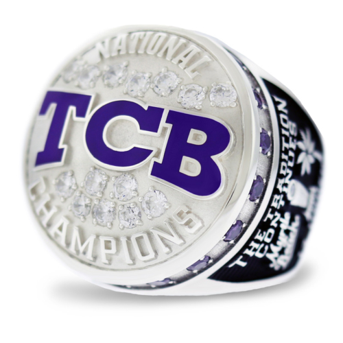 Team Connecticut Baseball National Champions Ring
