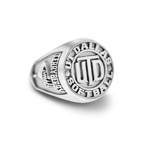 UTD Dallas Softball Ring