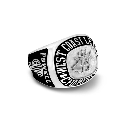 West Coast League Champions Ring